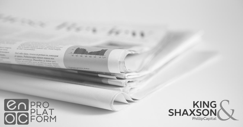 King & Shaxson adopts EnOC SM&CR