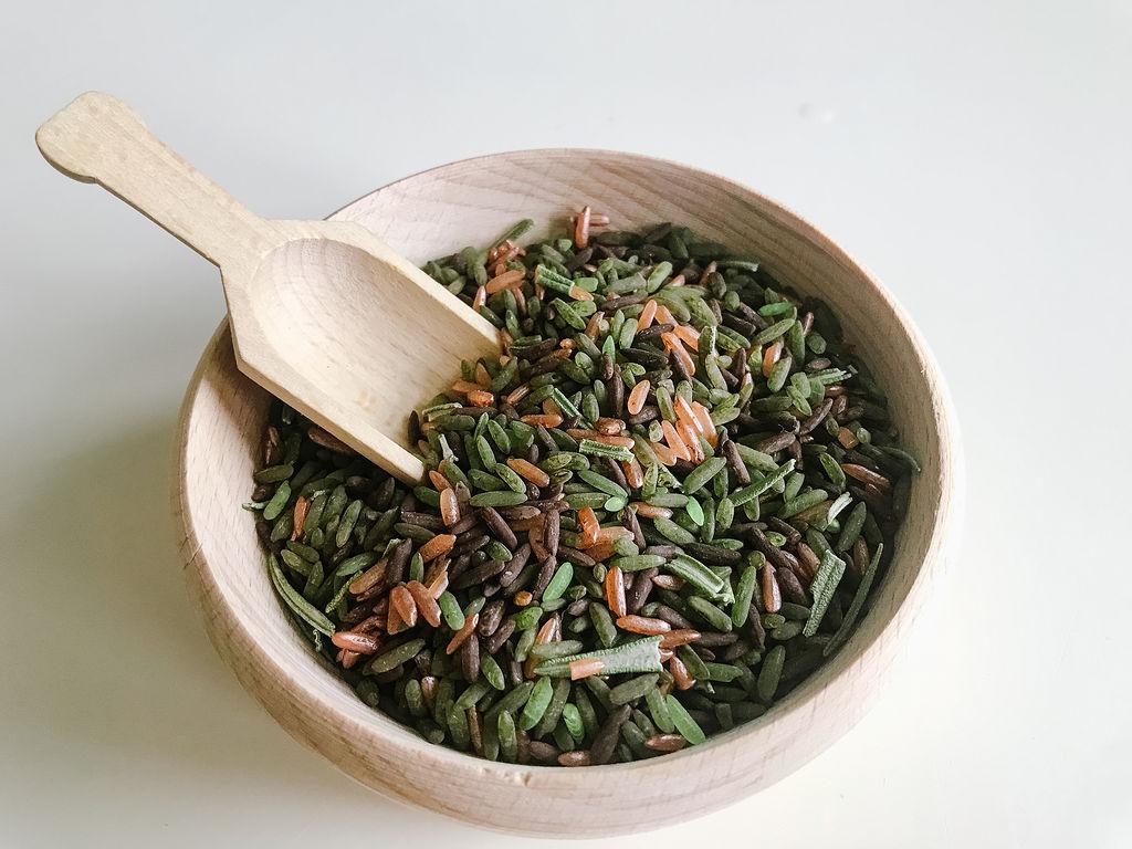 Forest Sensory Rice