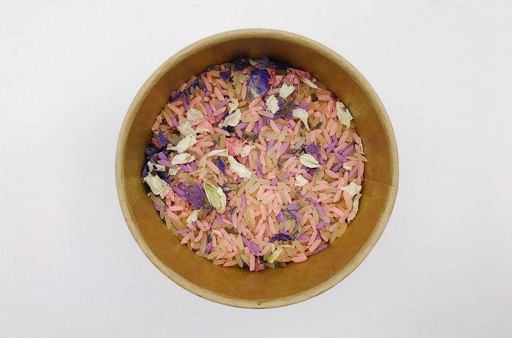 Fairy Sensory Rice