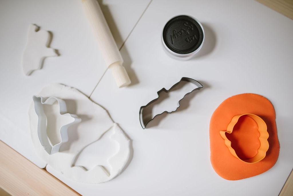 Halloween Dough Cutter Set