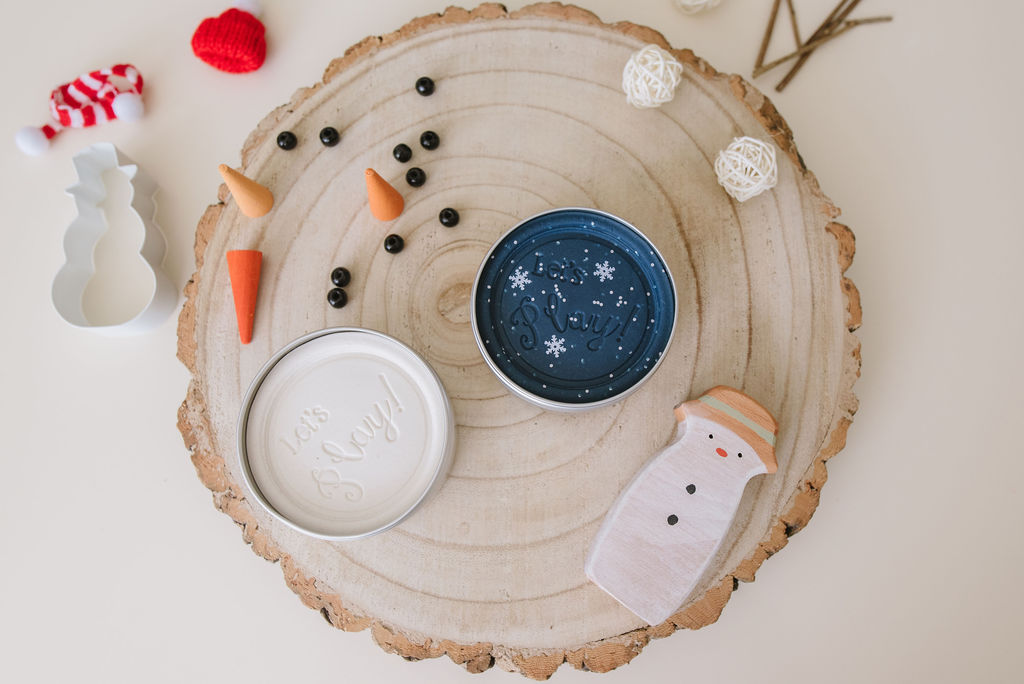 Snowman Play Kit
