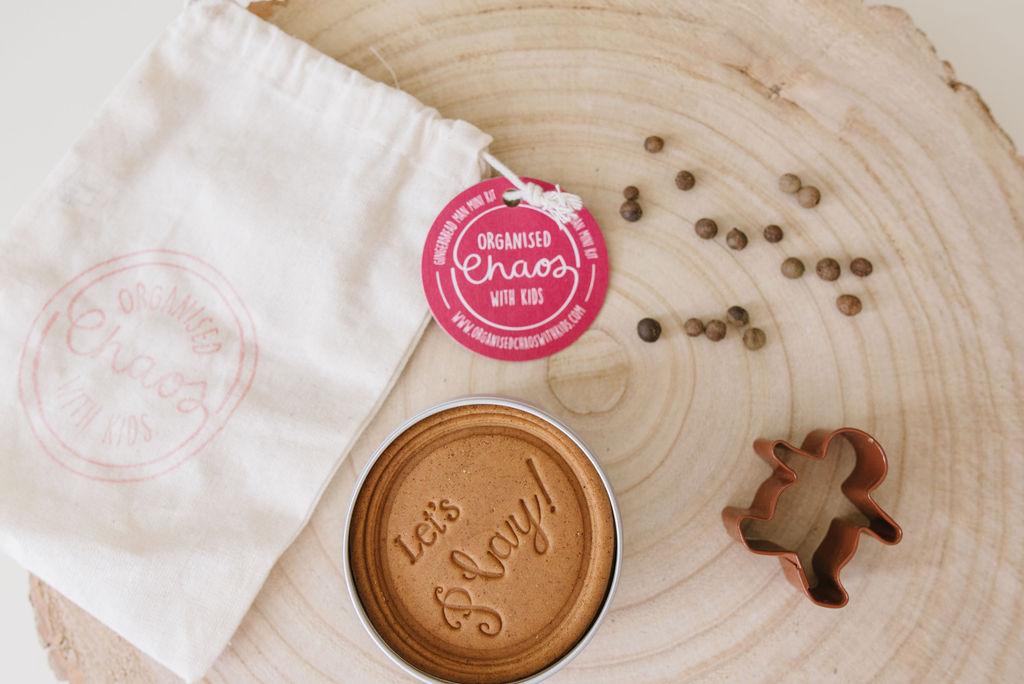 Gingerbread Man Mini Kit