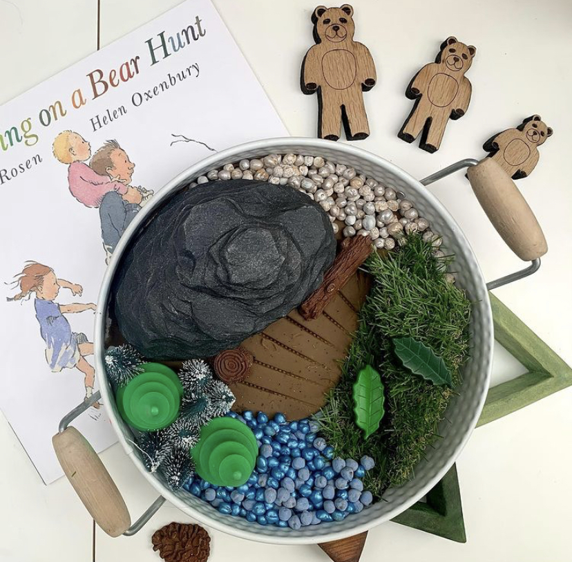 Play ideas to celebrate World Book Day