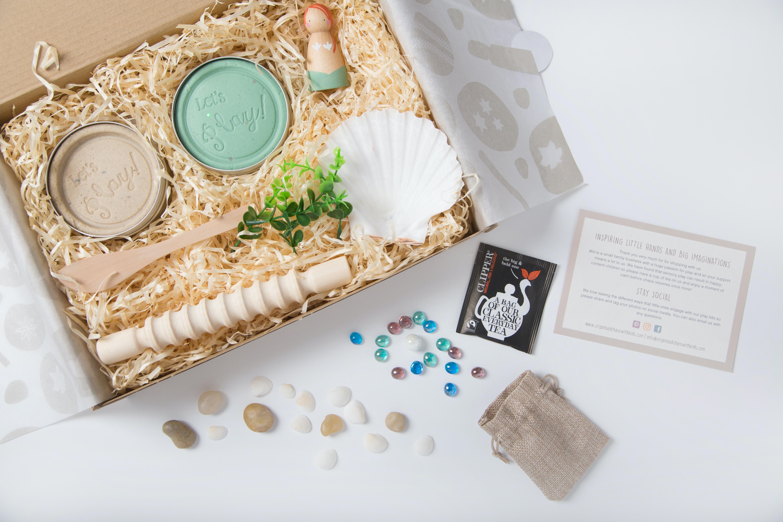 Mermaid Play Kit