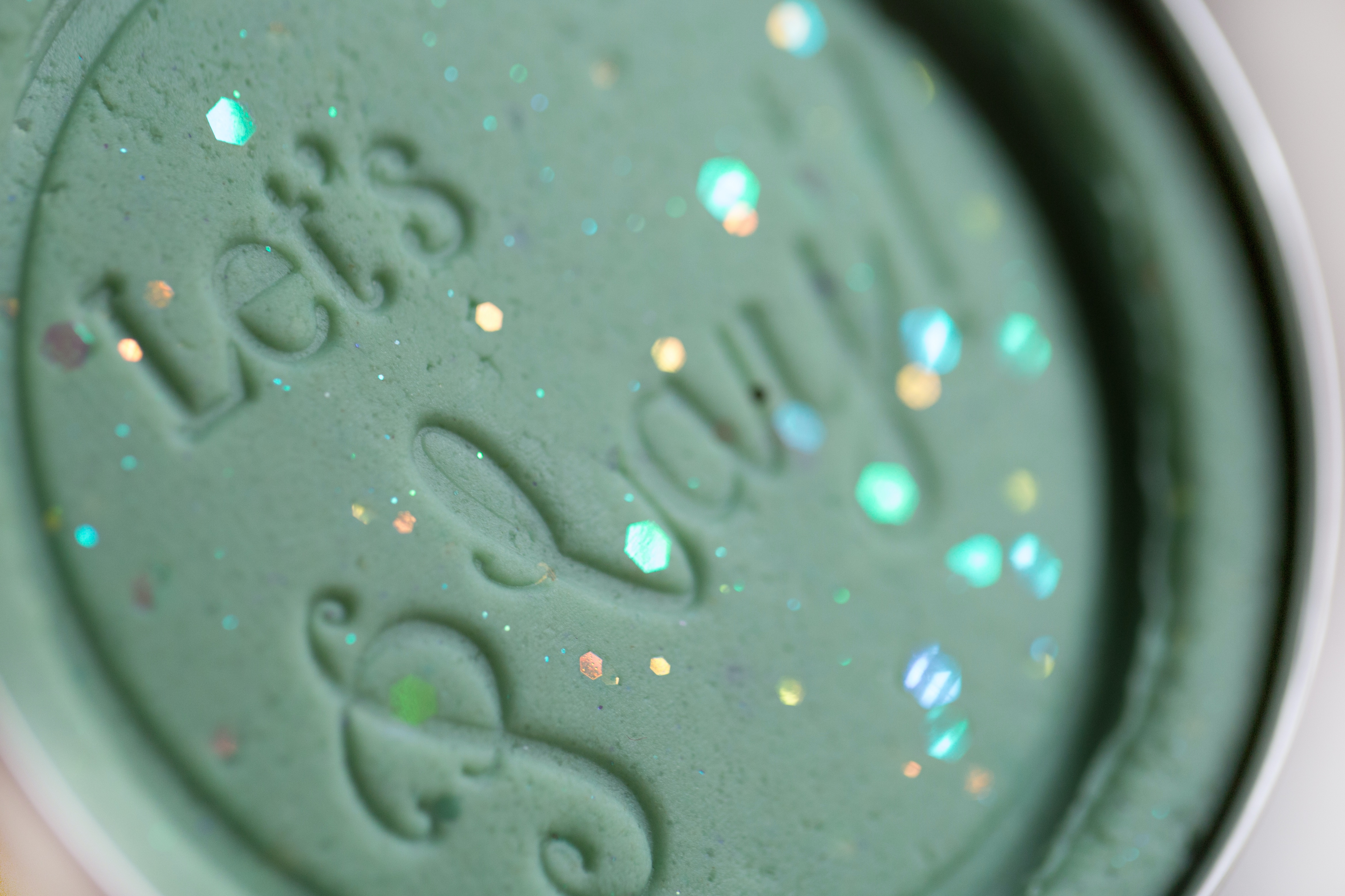 Sea Green Sensory Dough