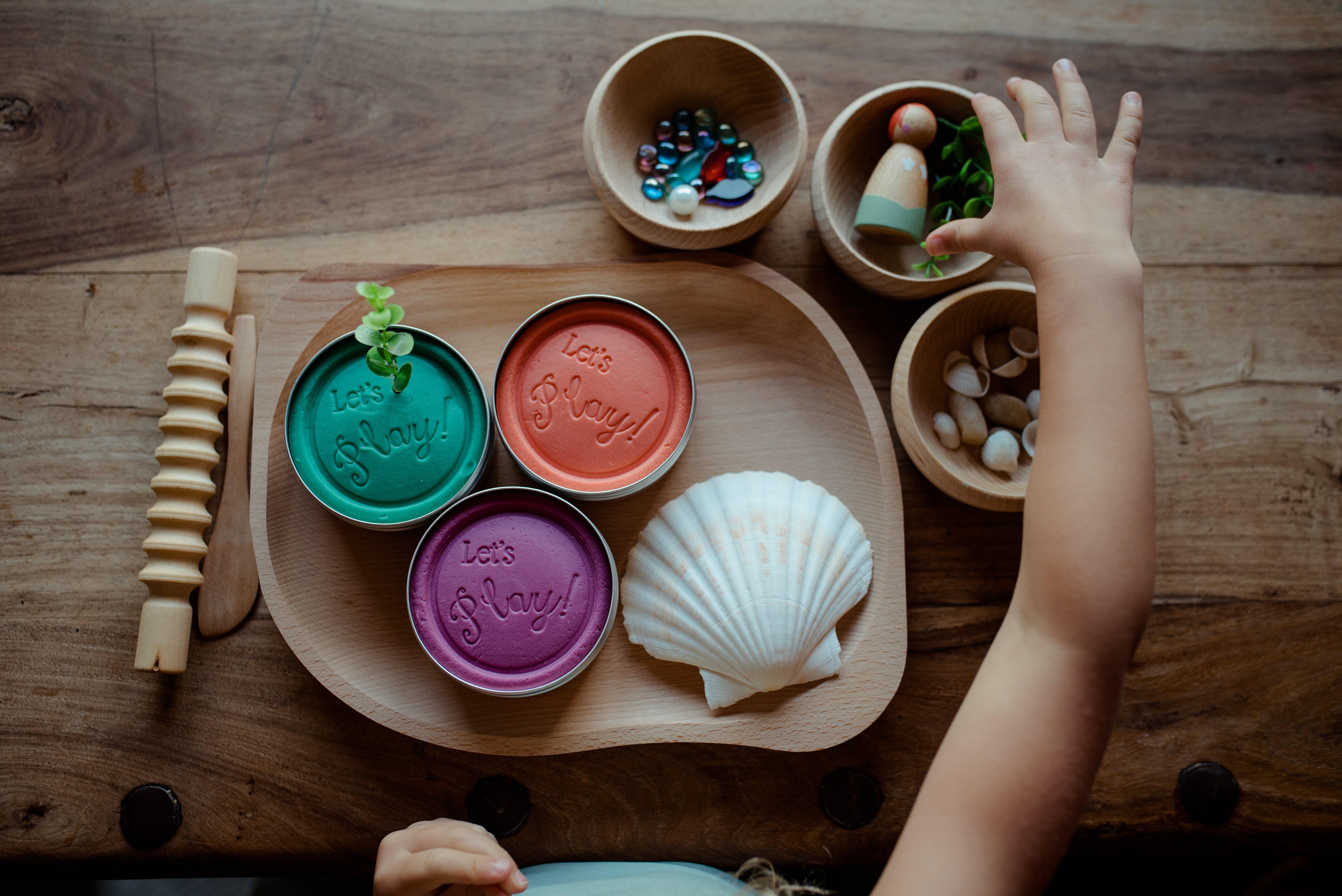 Purple Passion Sensory Dough