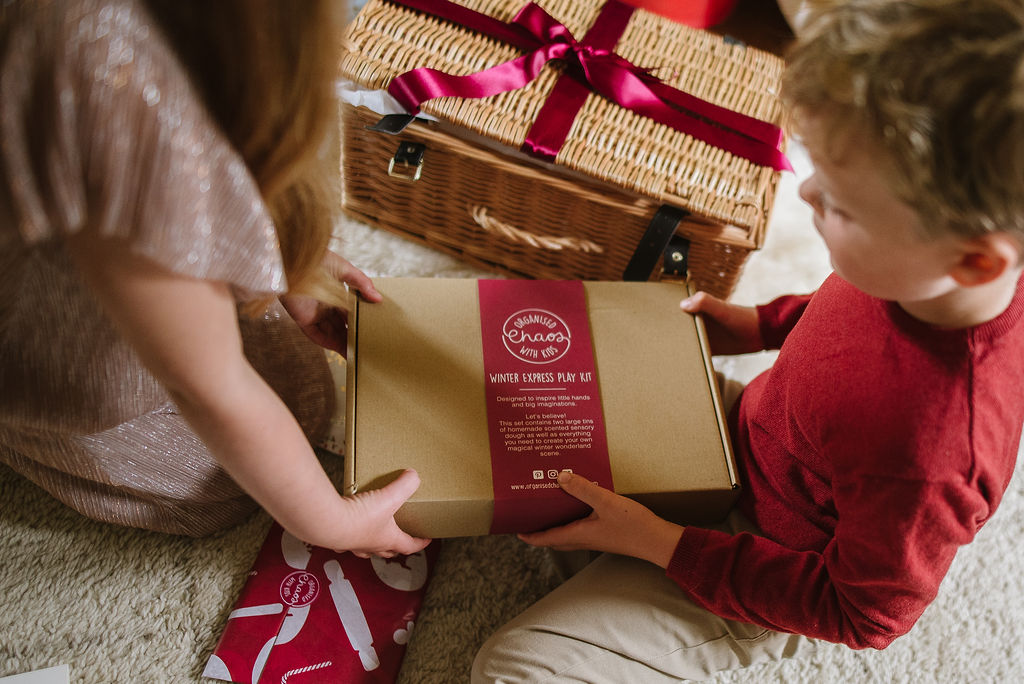 Creating the perfect Christmas Eve box