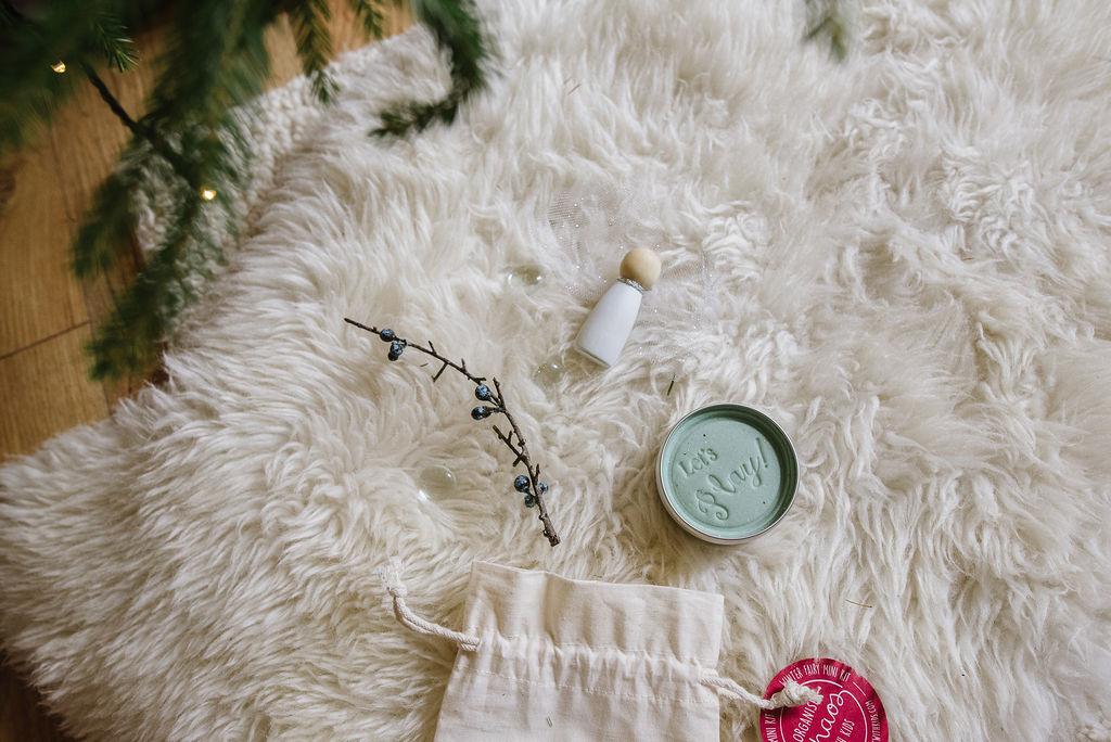 Winter Fairy Mini Kit