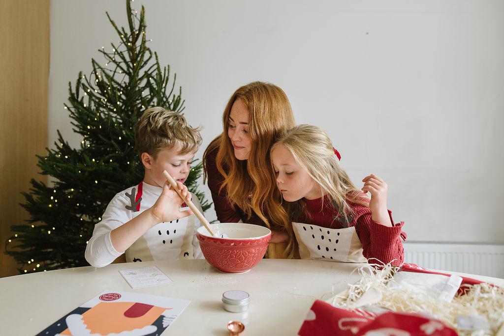 Martha Makes: Christmas Cake