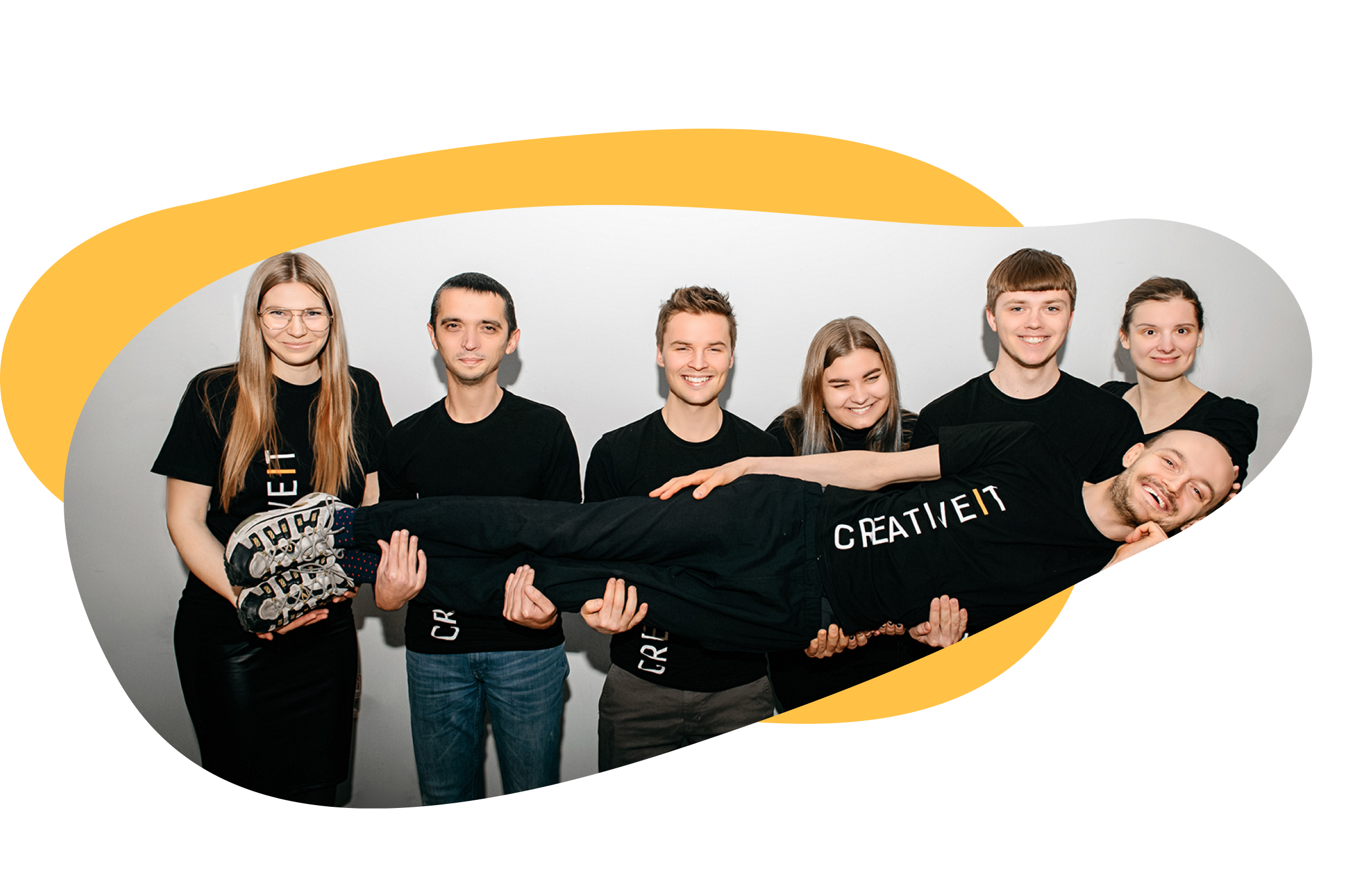 Full-Stack & UI/UX Outsource Team