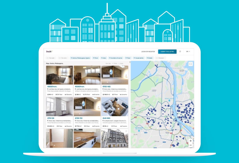 React Web/ Mobile Development For Real Estate