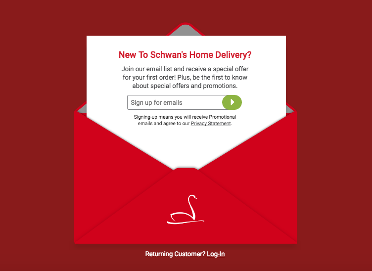 Schwan's call to action