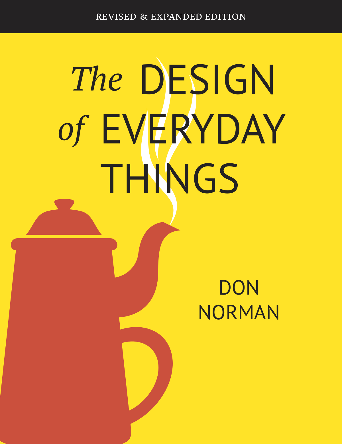 """7 Principles of Design from """"The Design of Everyday Things"""" 