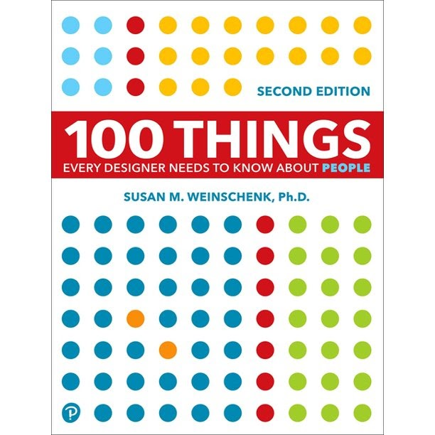 Voices That Matter: 100 Things Every Designer Needs to Know about People  (Edition 2) (Paperback) - Walmart.com - Walmart.com