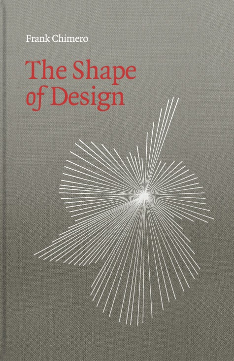 The Shape of Design book - Fonts In Use