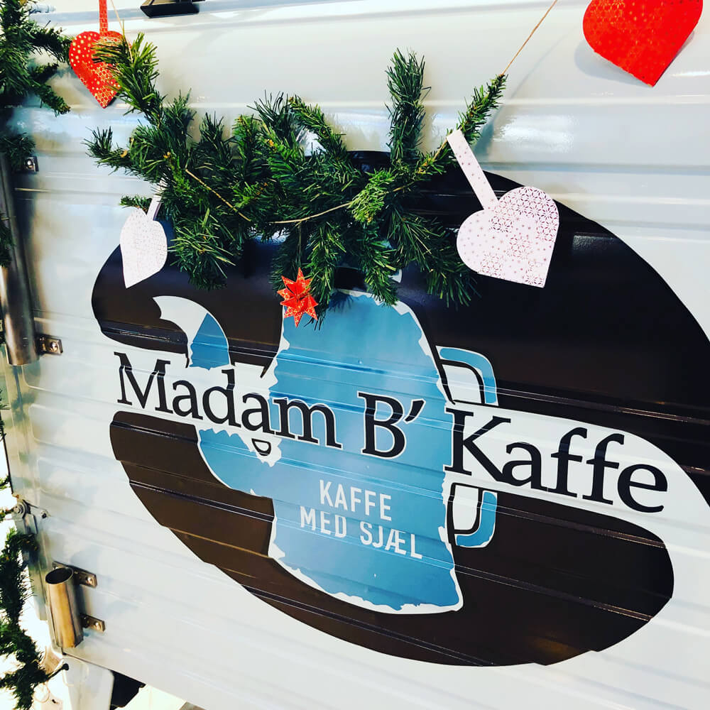 Madam B kaffe