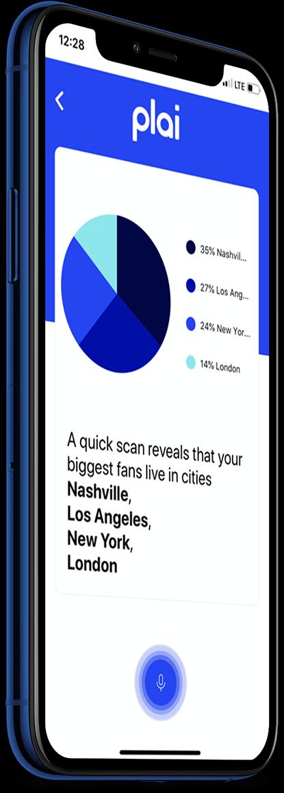 Plai marketing app