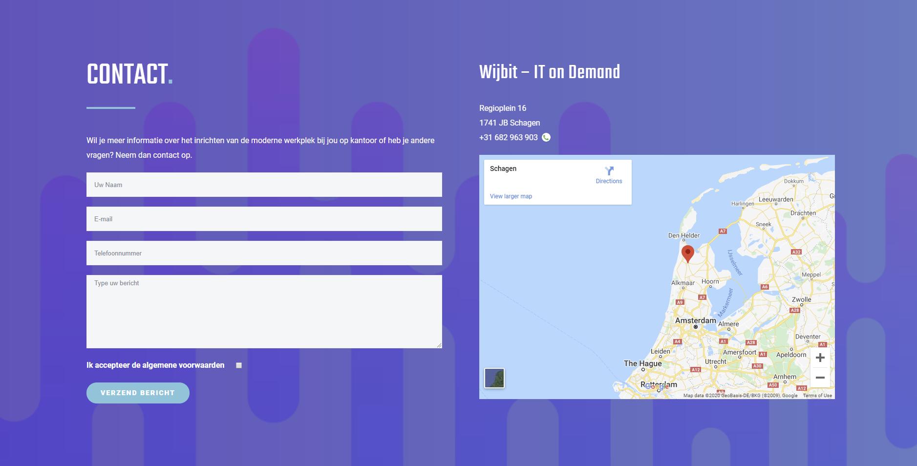 wijb.design portfolio gallery - cloud footer