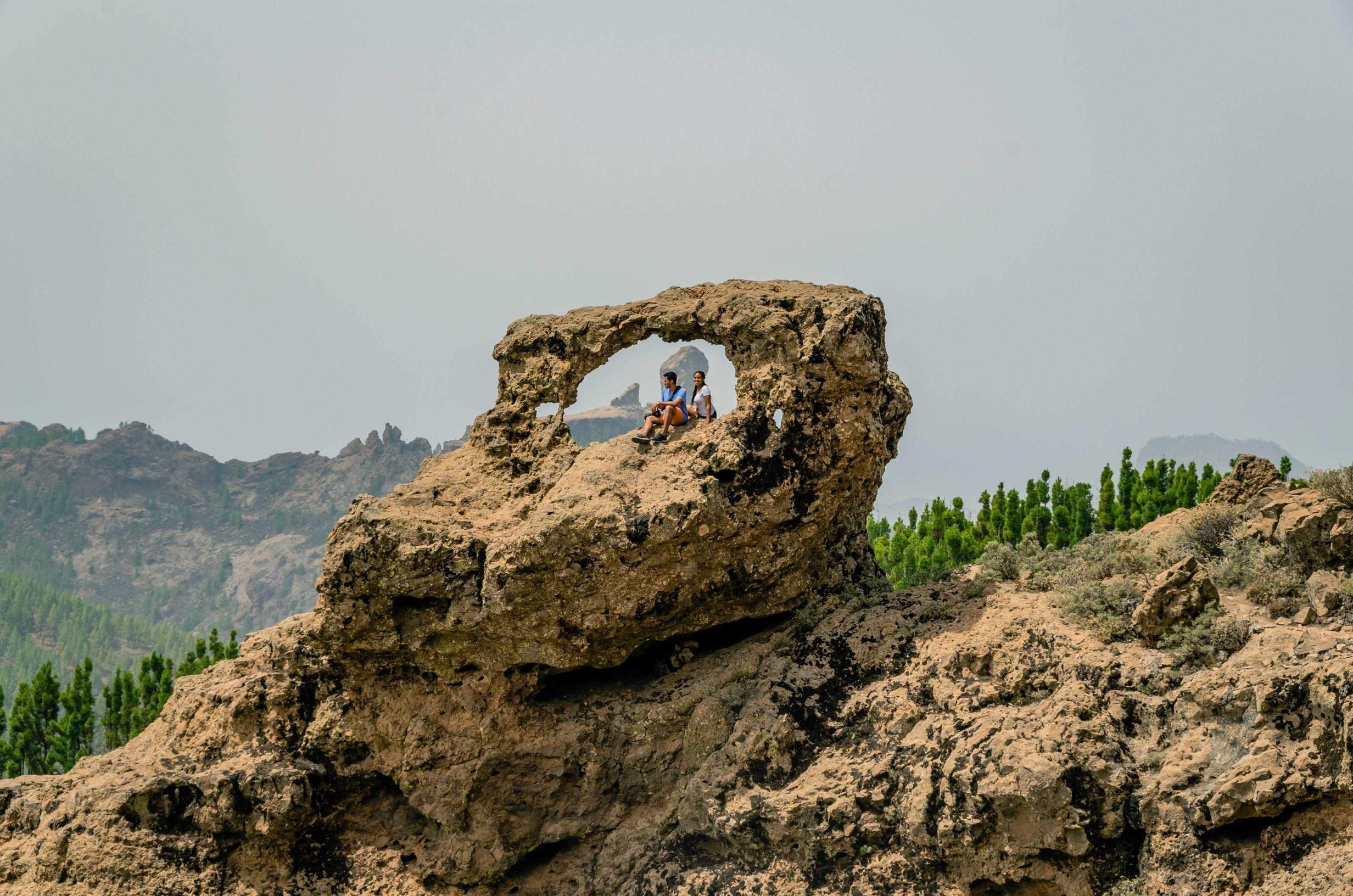 Ventana del Nublo (Gañifa)