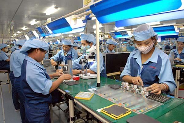 Đơn hàng đi Nhật lắp ráp linh kiện điện tử