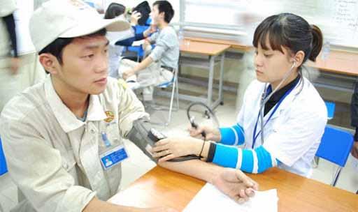 Viêm gan B đi xuất khẩu lao động nhật bản được không