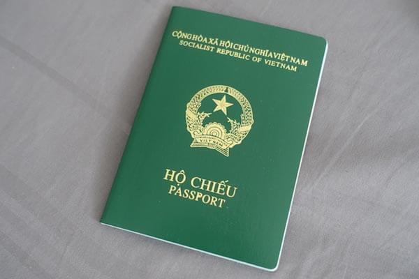 Hộ chiếu đi Nhật