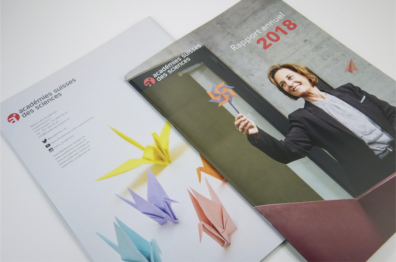 Akademien der Wissenschaften Schweiz – Jahresbericht