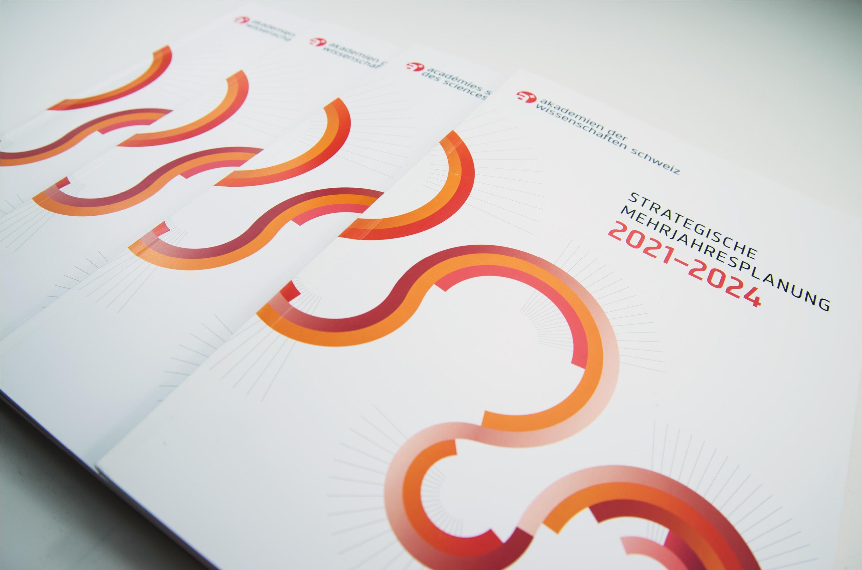 Akademien der Wissenschaften Schweiz – Strategische-Mehrjahresplanung 2021–24