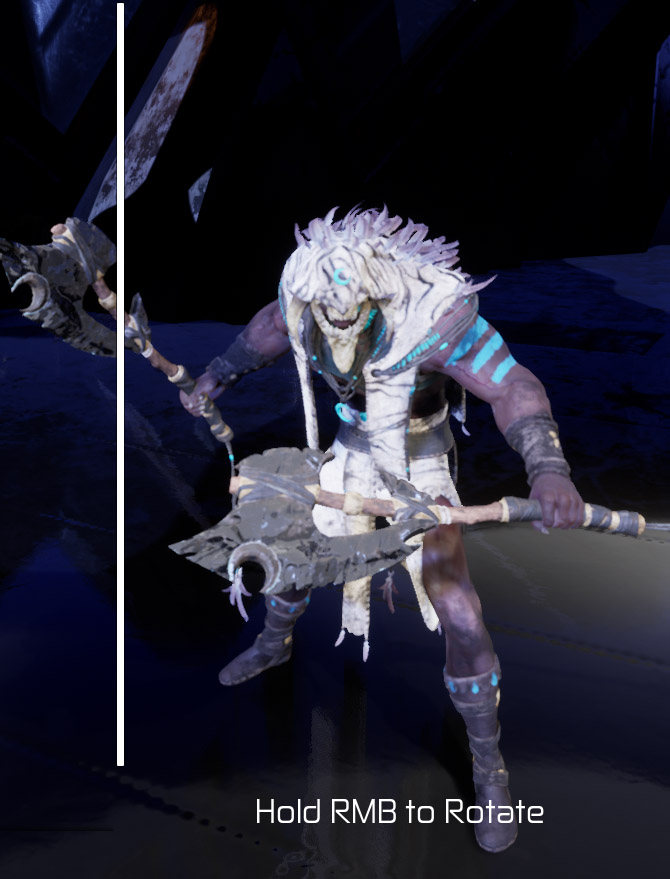White Tiger Khaimera