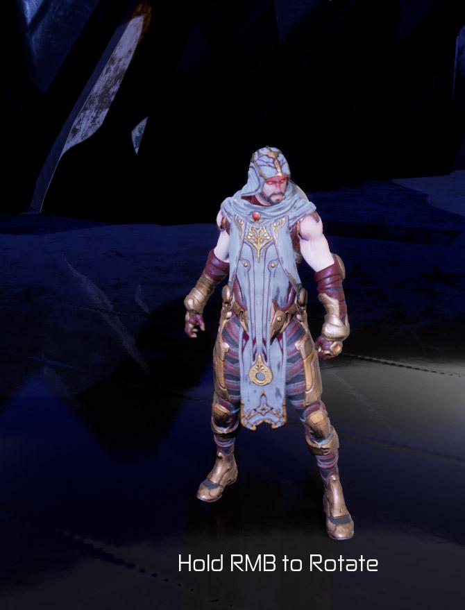 Inquisitor Gideon