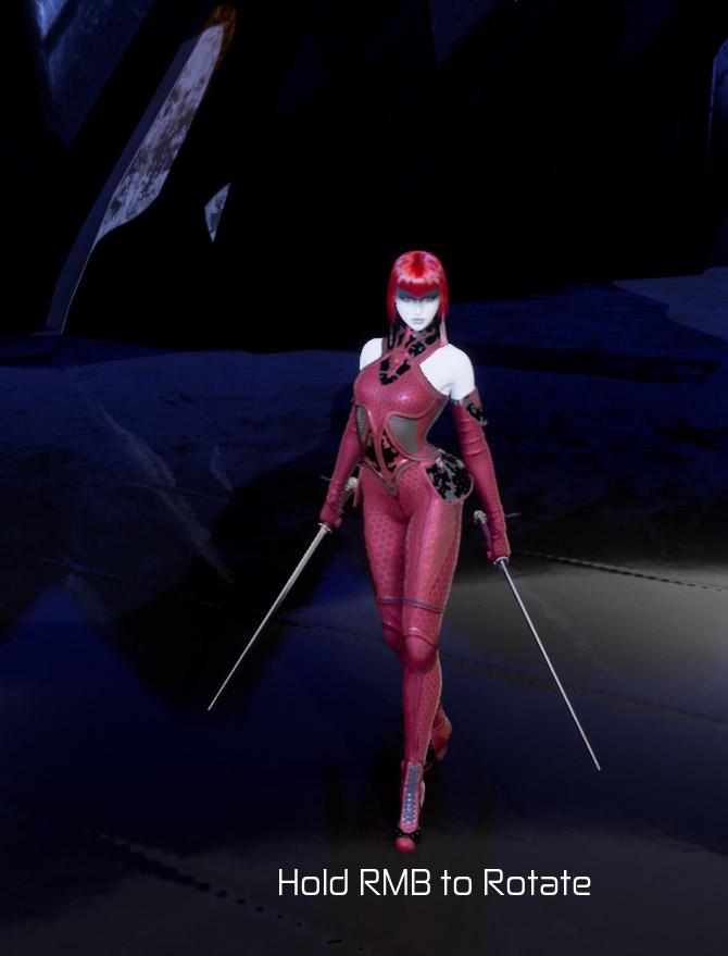 Red Revo Countess