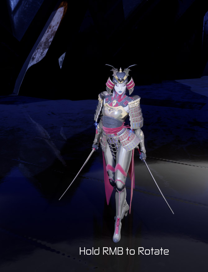 Shogun Countess