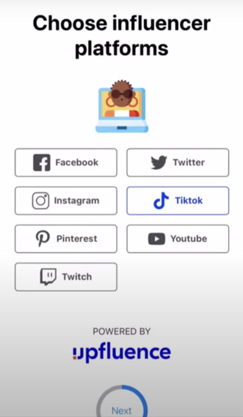 find tiktok and instagram influencers