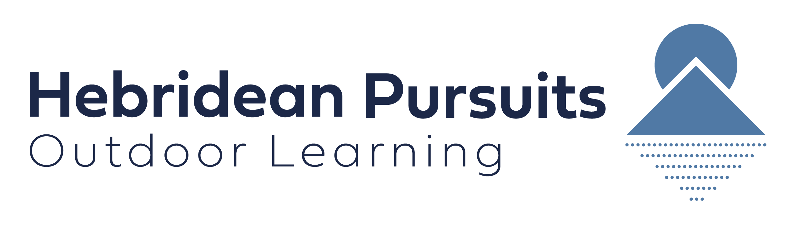 Logo - Hebridean Pursuits Outdoor Learning