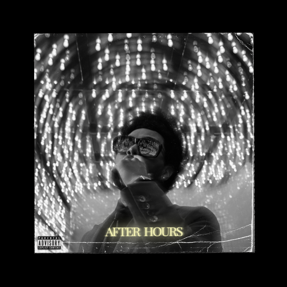 Album art for after hours