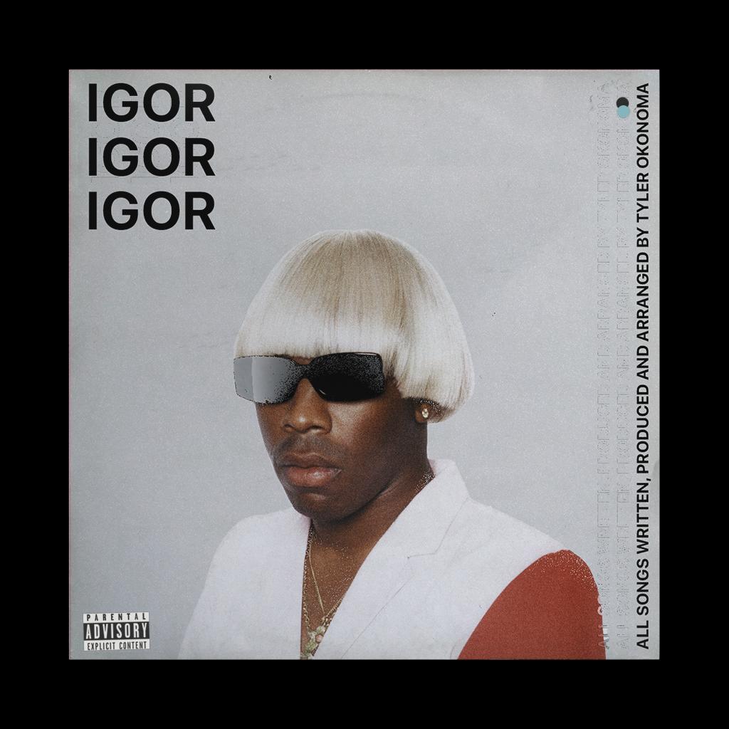 Cover art for igor