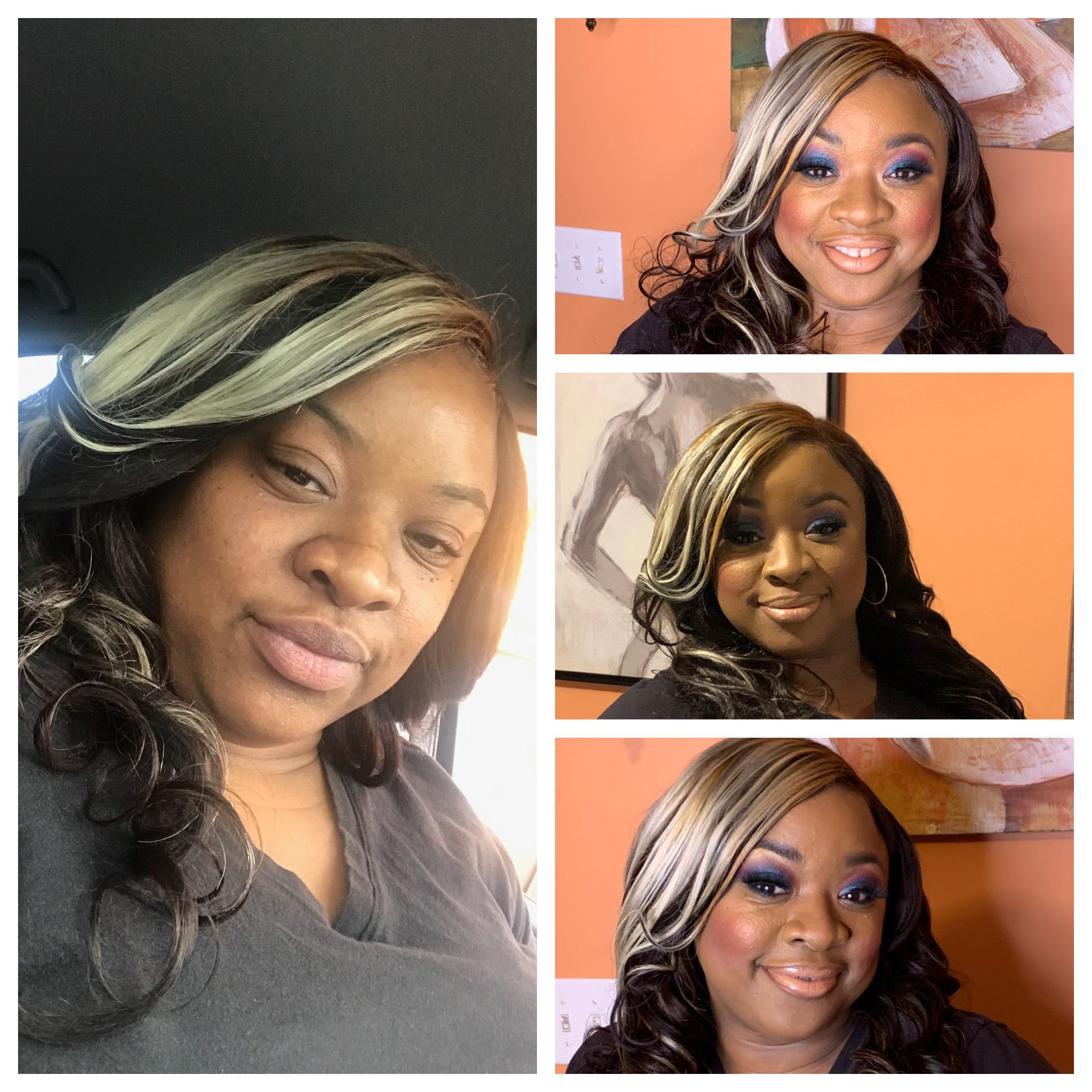 Previous Make-up Client
