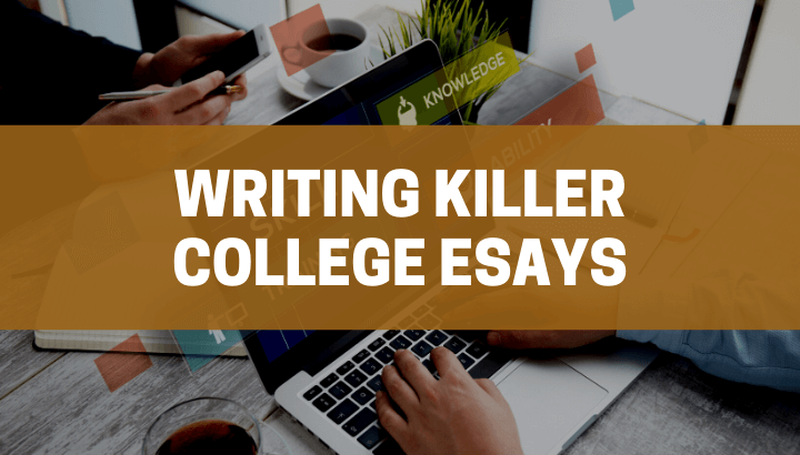 In this webinar, we'll teach you what it takes to create college essays that stands out among a sea of competitive applicants.