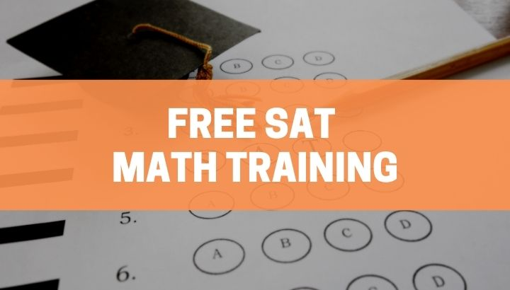 Free Sat Math Training