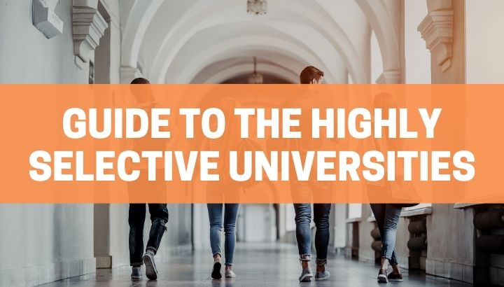 Detailed strategy guide on how to gain an advantage over the rest in the admission process to the most selective universities in the world
