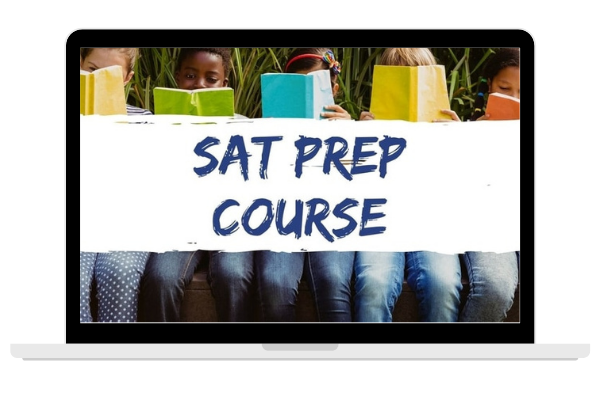 Recorded SAT prep for students using SAT for admissions to India