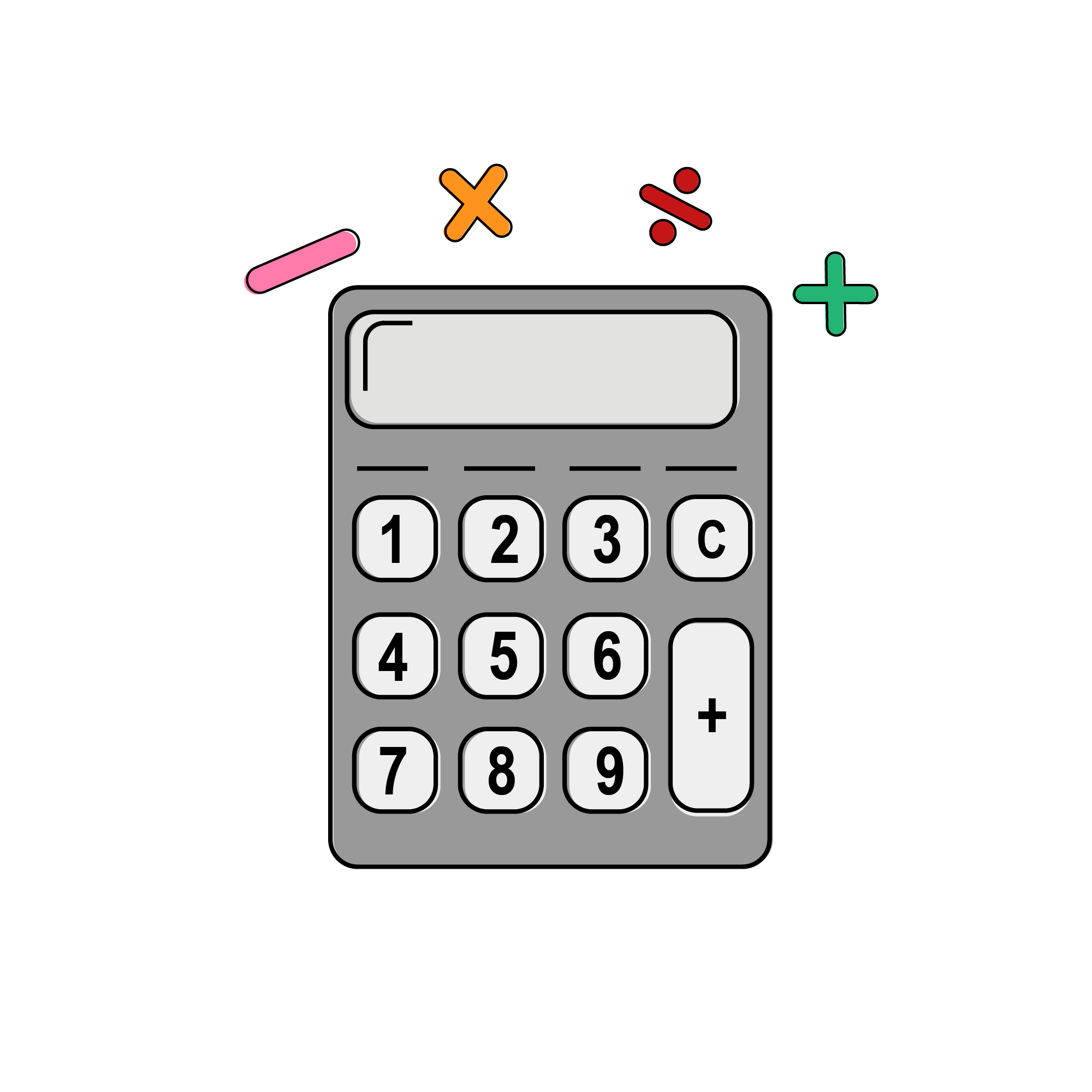 You're allowed to use a calculator on Section 4 of the SAT, but remember to use it as a tool, not as a crutch.