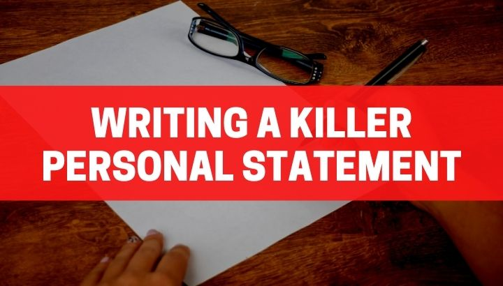 Strategies to create a personal statement that stands out among a sea of competitive applicants.