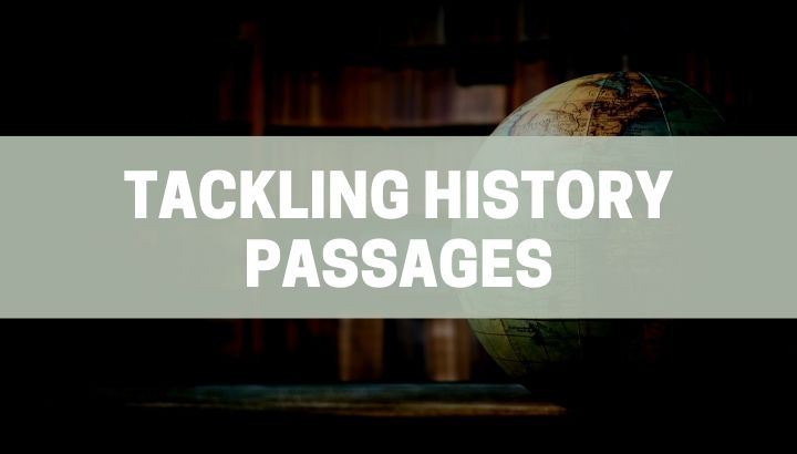 History and Humanities Passages