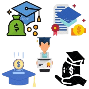 Detailed information regarding scholarships, financial aid, aid applications, and other popular funding sources that students, including international, can leverage to pay their college tuition.