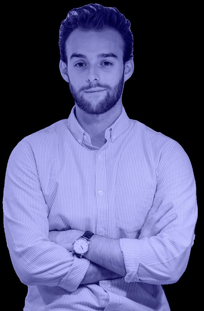 Tom Rozière blue profile picture