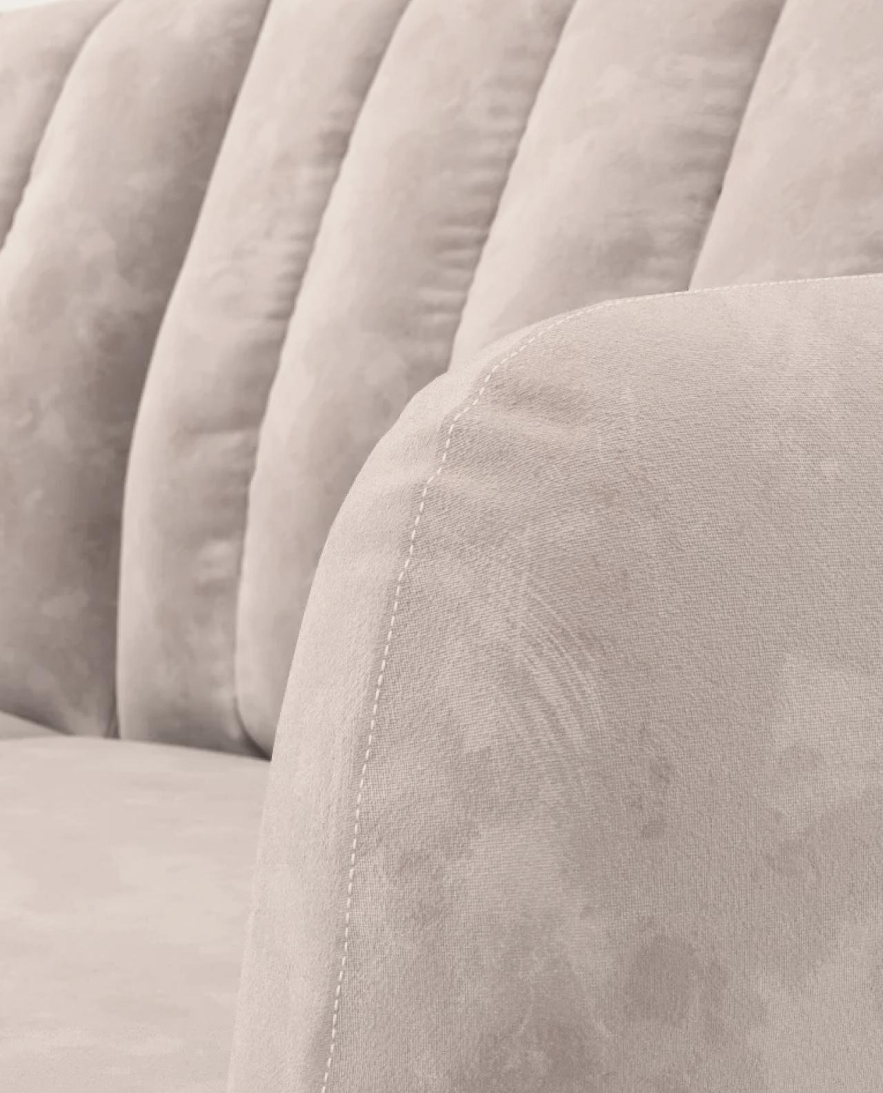 Edge Dimension sofa render
