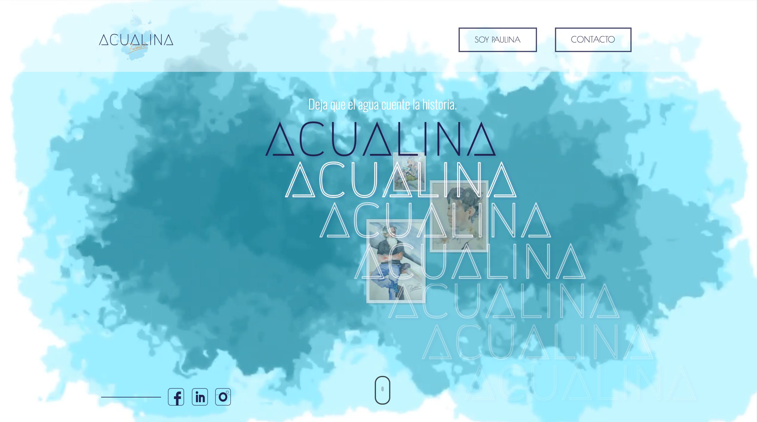 Portada Sitio web