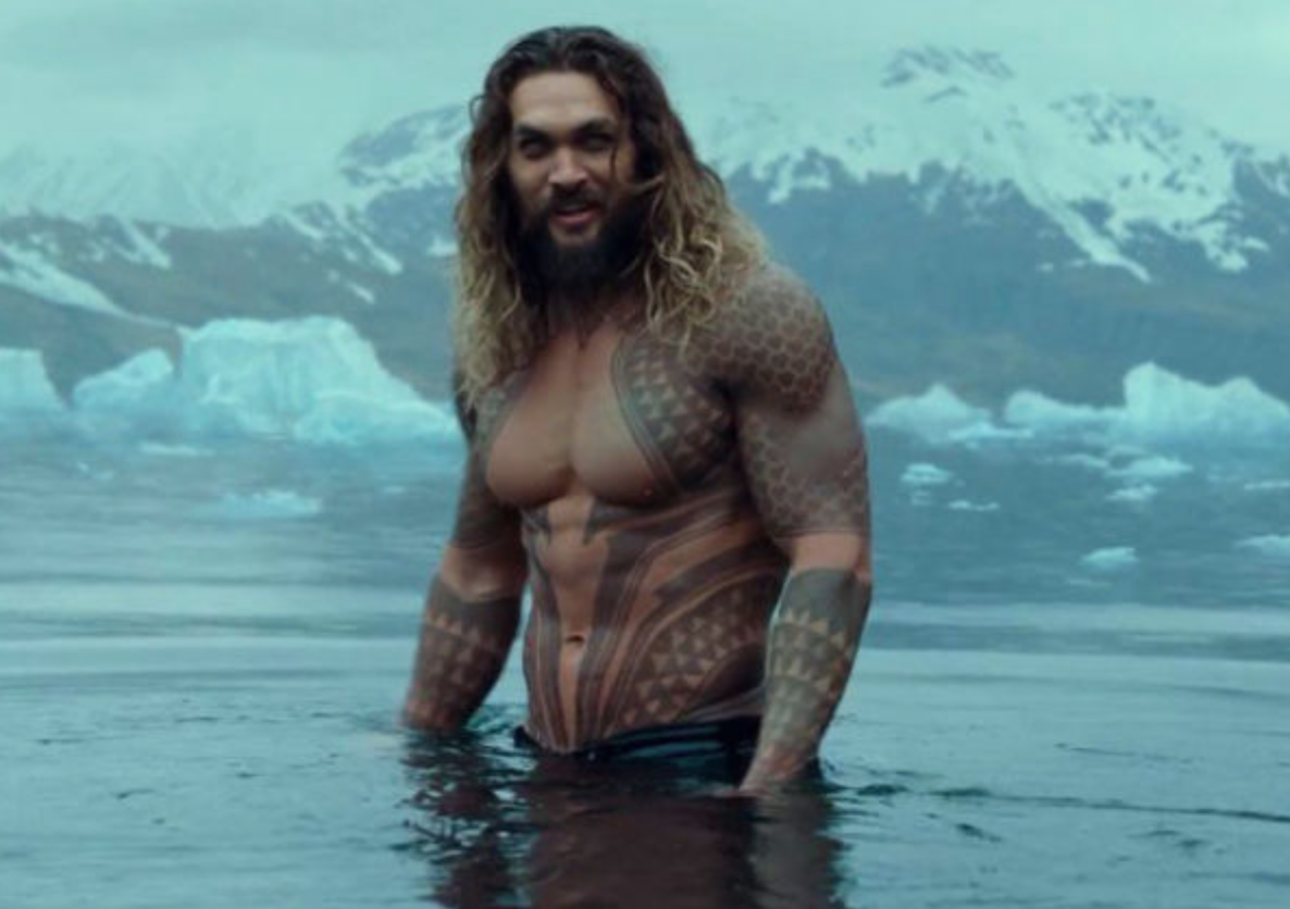 Jason Momoa Aquaman workout routine