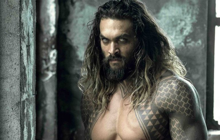 Jason Momoa Aquaman workout plan